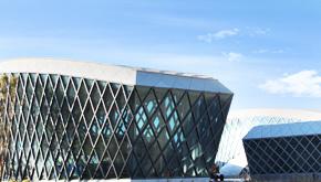 云南玉溪高铁新城城市展厅