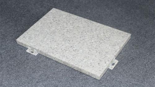 昆明防石纹铝单板好不好