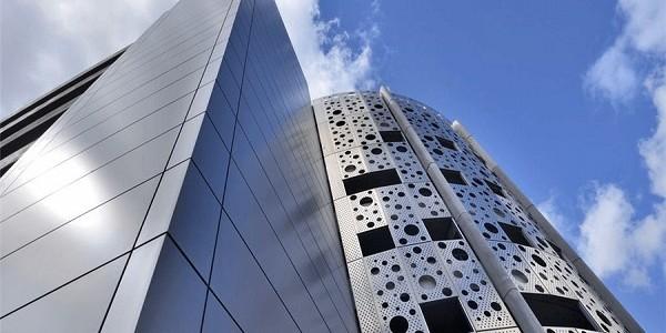 铝单板安装示意图在施工中有哪些作用