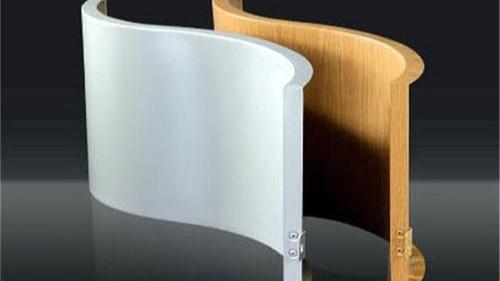 怎么区分云南双曲铝单板和单曲铝单板