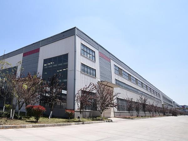 国昆铝单板:公司厂房