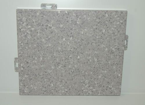 昆明防石纹铝单板