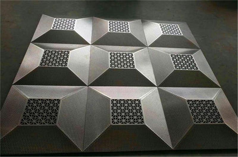 昆明造型铝单板