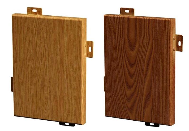木纹铝单板批发价格多少钱一平