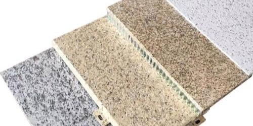 石纹铝单板和石料相比哪个好