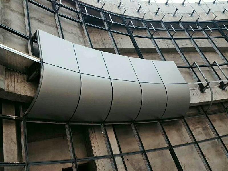 木纹铝单板主要运用在哪些场所