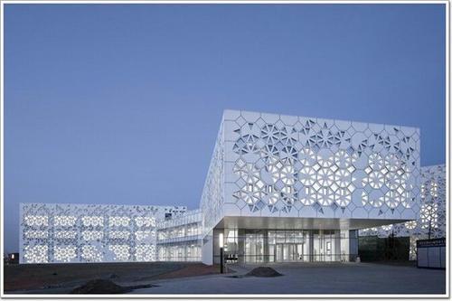 昆明雕花铝单板幕墙