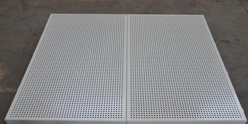 铝单板加工工艺的四项要求