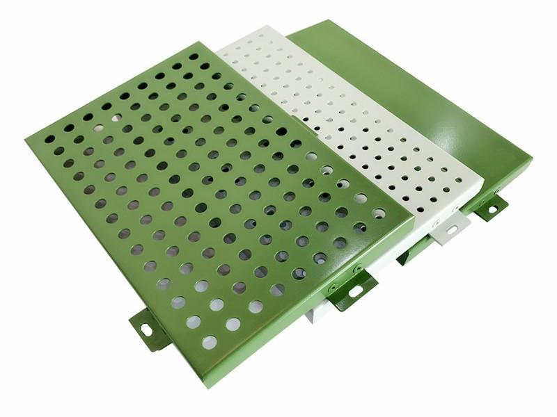 铝单板幕墙系列产品的安装注意事项