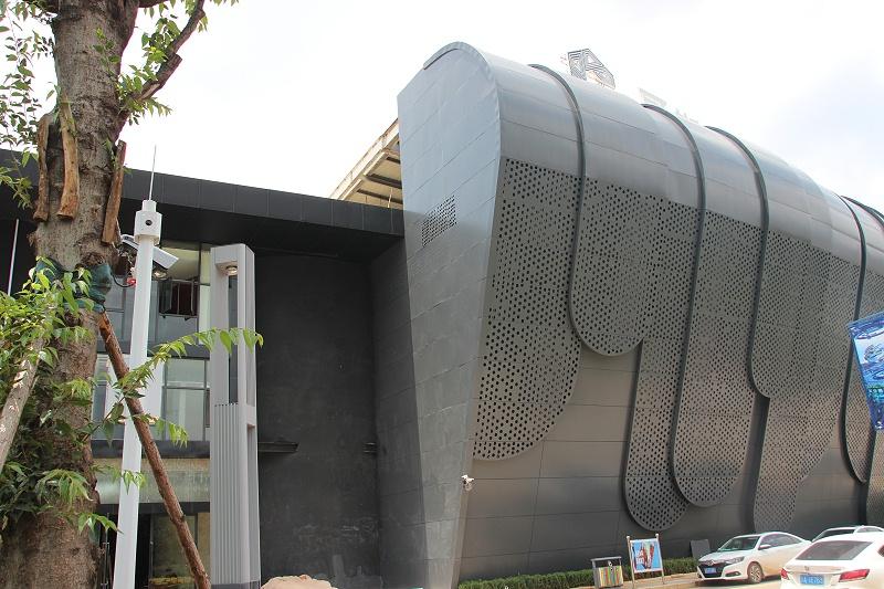 云南铝单板幕墙