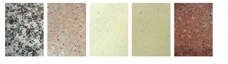 液态花岗防石纹铝单板样式