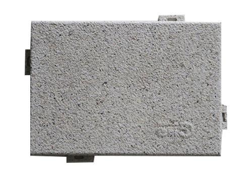 云南仿石材铝单板