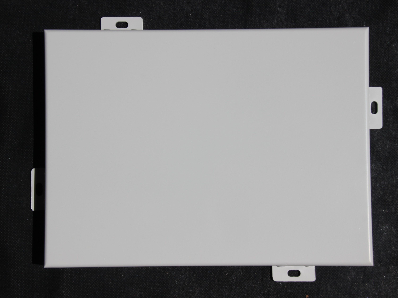 氟碳铝单板(白色)
