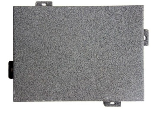 云南防石纹铝单板