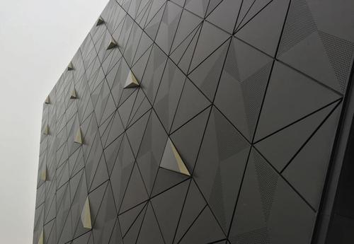 昆明铝单板建筑