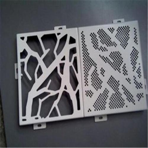 云南雕花铝单板