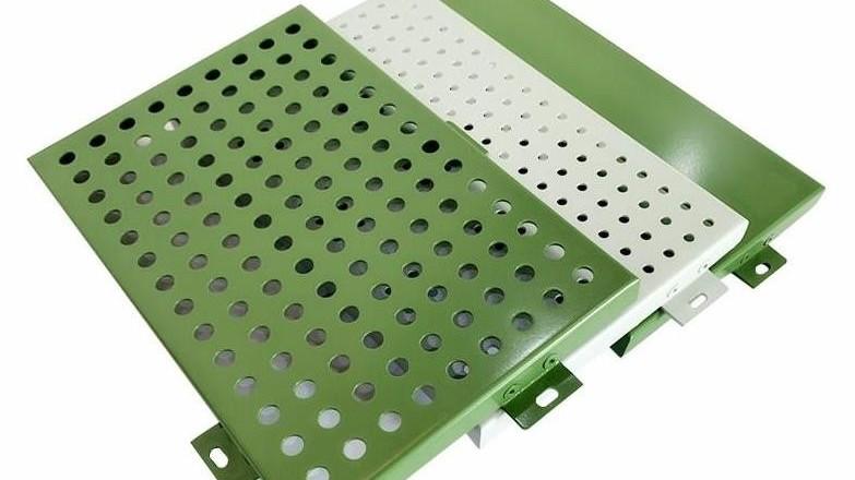 如何选择质量可靠的氟碳铝单板产品