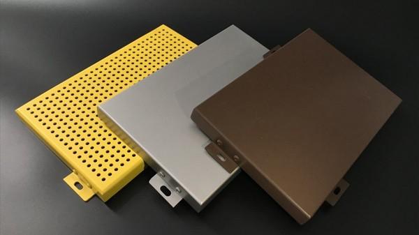 为什么氟碳铝单板不会生锈?跟着国昆铝单板一起来探讨