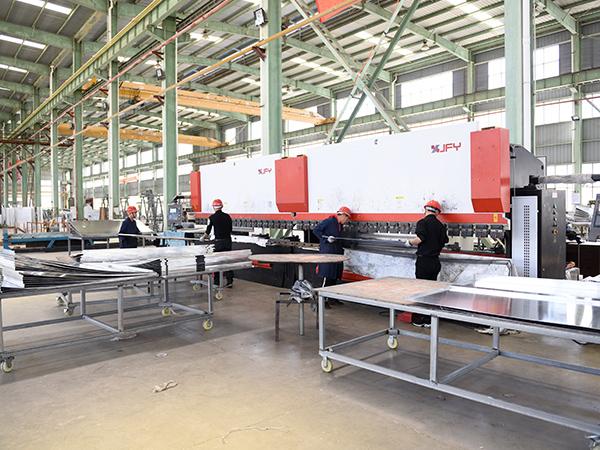 国昆铝单板厂家|数控折弯