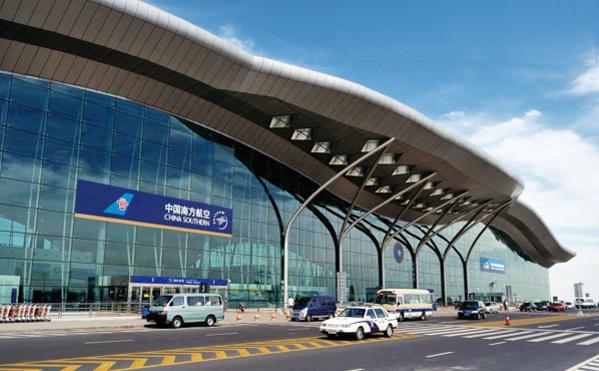 国昆铝单板厂家案例|乌鲁木齐机场