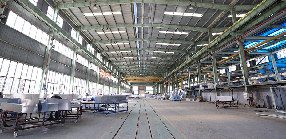 国昆铝单板厂家工厂全景